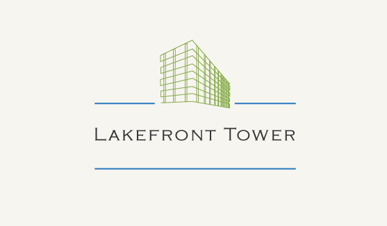 Lakefront Tower logo